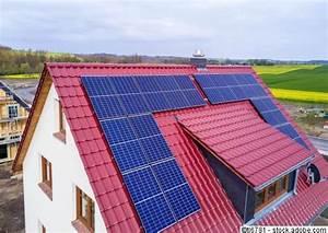 Solaranlage Einfamilienhaus Kosten : photovoltaik im einfamilienhaus kosten ertrag ~ Lizthompson.info Haus und Dekorationen