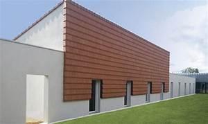 Bardage Façade Maison : le bardage pour donner du cachet sa maison imerys toiture ~ Nature-et-papiers.com Idées de Décoration