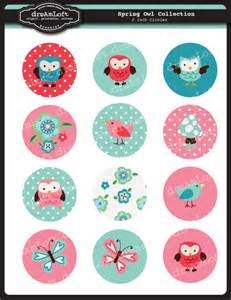Free Printable Owl Stickers