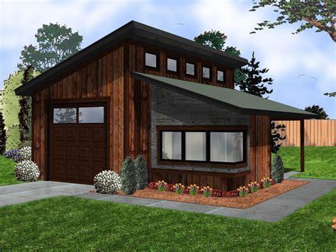 Contemporary Garage Designs by The Garage Plan Shop 187 Modern Garage Plans