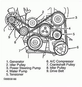 1999 mercury sable engine diagram automotive parts With belt diagram ford 302 serpentine belt diagram timing belt diagram ford