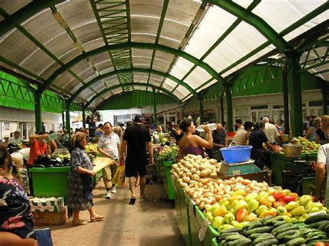 green market-Bucharest - Picture of Romania, Europe ...