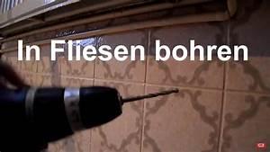 Bohren In Fliesen : loch in fliese bohren mit einem steinbohrer anleitung ~ A.2002-acura-tl-radio.info Haus und Dekorationen