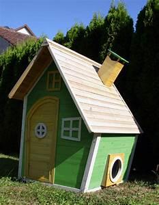 Holz Gartenhaus Klein : holzspielhaus gartenhaus baumhaus spielhaus gartenh tte ebay ~ Michelbontemps.com Haus und Dekorationen