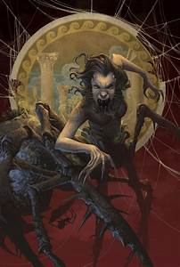 Arachne | Greek Monsters & Other Creatures | Pinterest
