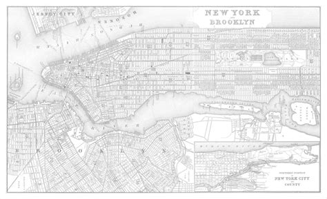 york map wallpaper grey majesty maps prints