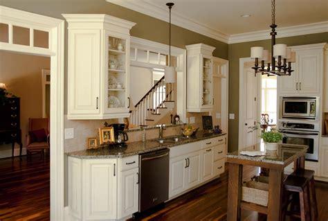 raised panel cabinets bring elegance   kitchen space