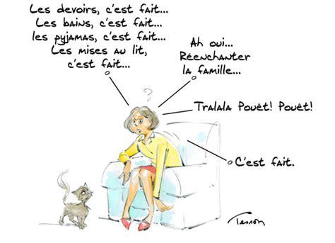 mere de famille humour dessinateur de presse