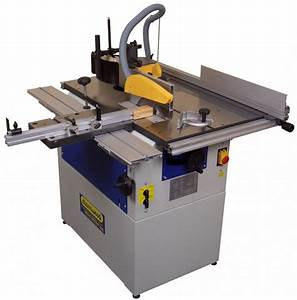 Charnwood W613 Table Saw & Spindle Moulder Combination