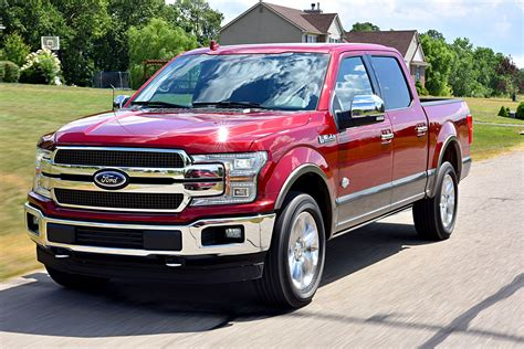 First Drive: 2018 Ford F 150