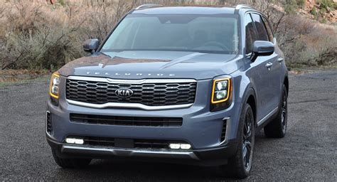 Kia Reportedly Working On Flagship Telluride Bathed In Luxury