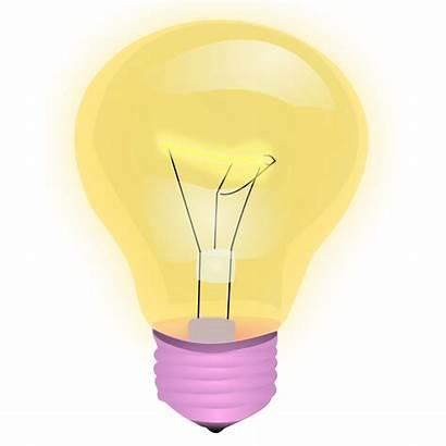 Bulb Clipart Lightbulb Vector Clip Ball Svg