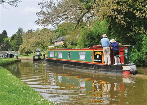 Canal Boats England by Boat Hire Heart Of England Canals Rivers Narrowboat Rentals