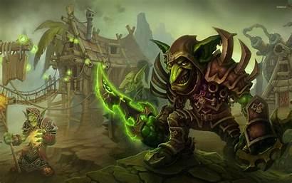 Goblin Wallpapers Pc Warcraft Desktop Backgrounds Laptop