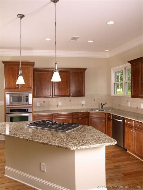 kitchen wood colors pictures of kitchens traditional medium wood kitchens 3505