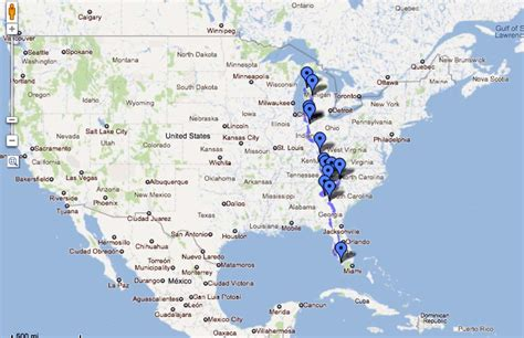 9 Months, 31 States, 15 National Parks, 40 Thousand Miles ...