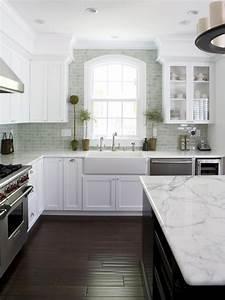 Wonderful, White, Kitchens