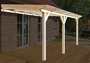 Garten überdachung Holz : h a p premium 600 400 cm bxt leimholz terrassen berdachung ~ Articles-book.com Haus und Dekorationen