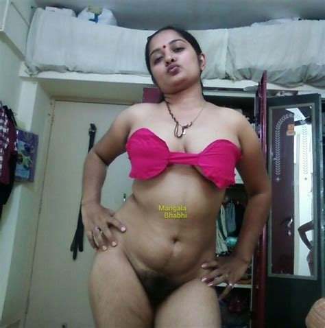 Indian Mangala Aunty Is Ready To Undress In Front Of You