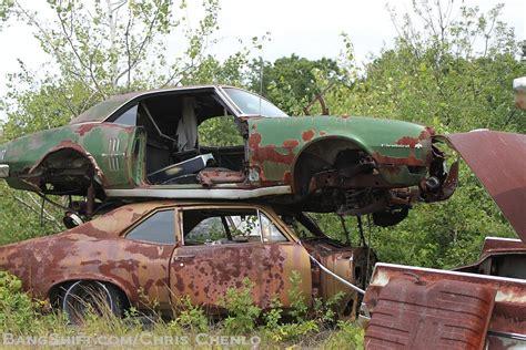 Boat Salvage Yards Virginia by Car Junkyard Html Autos Post