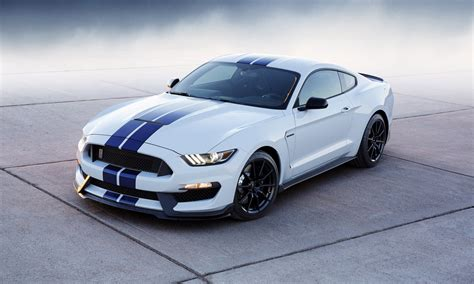 2017 Ford Shelby Gt350 Mustang