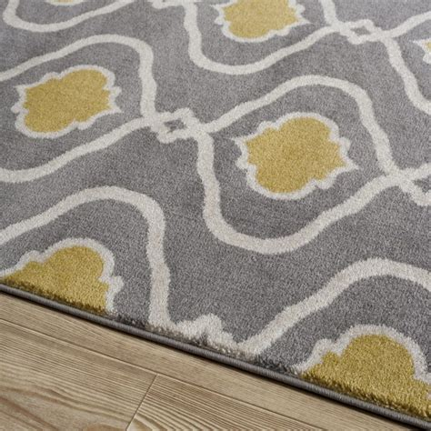 gray and yellow area rug new interior gray and yellow area rug for household with