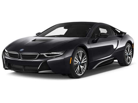 2016 Bmw I8 2-door Coupe Angular Front Exterior
