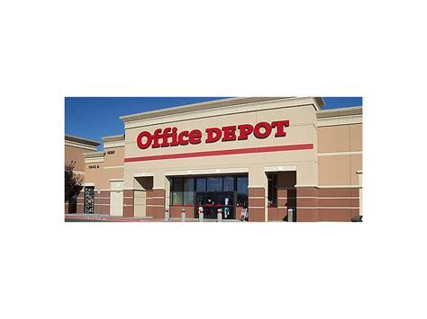 Office Depot El Paso Tx by Office Depot 2798 El Paso Tx 79936