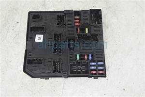 2016 Nissan Rogue Driver Engine Fuse Box 284b7