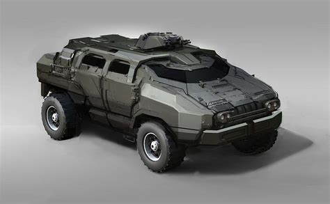 Concept Vehicles by Modern Vehicles Mega Engineering Vehicle