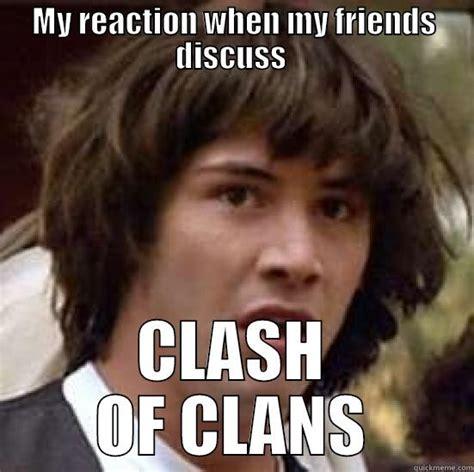 Funny Caption Memes - coc geek quickmeme