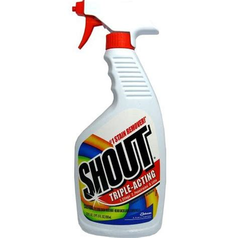 Laundry Stain Removers America S by Shout Stain Removal Upc Barcode Upcitemdb