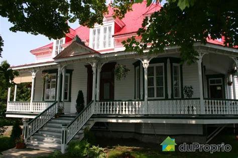 maison a vendre st pascal de kamouraska 595 rue tach 233 immobilier qu 233 bec duproprio maisons
