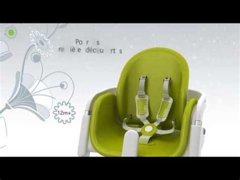chaise haute i sit chicco présentation de la chaise haute bébé i sit de chicco