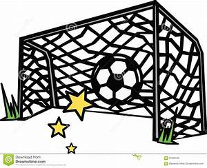 Soccer Goal Clipart Many Interesting Cliparts