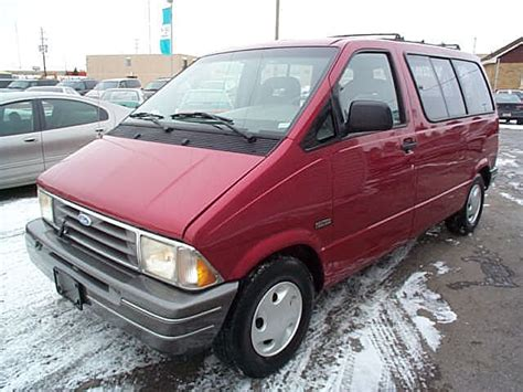 how make cars 1996 ford aerostar on board diagnostic system 1996 ford aerostar information and photos momentcar