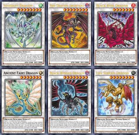 yu gi oh 5d s the signer dragons by crazyvalkyrie on