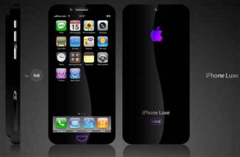 iphone 4g new iphone 4g concepts ultra deluxe igame and iphone