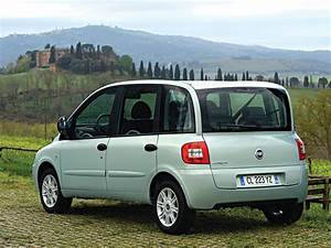 Monospace Fiat : image fiat multipla ~ Gottalentnigeria.com Avis de Voitures