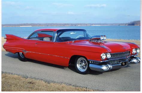 1959 Cadillac Series 62 Custom 2 Door Hardtop