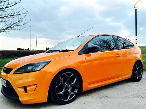 ford focus st  bhp satnav sold aston park motor