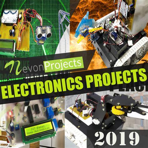 Elektronik Projekte Ideen by 500 New Electronics Projects Topics Ideas List 2019