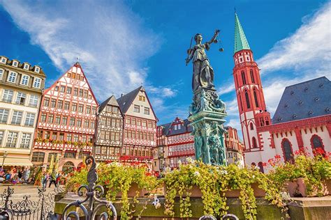 Where To Stay In Frankfurt Best Areas And Hotels 2018