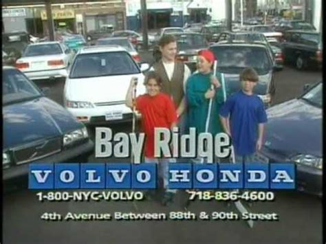 sewer save adam graves bay ridge honda volvo commercial