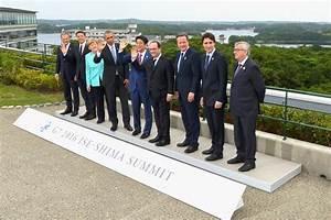 G-7 Summit 2016: Leaders Warn Of Growing Economic Risks ...