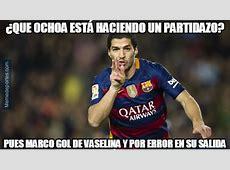 Los memes del Granada Barça