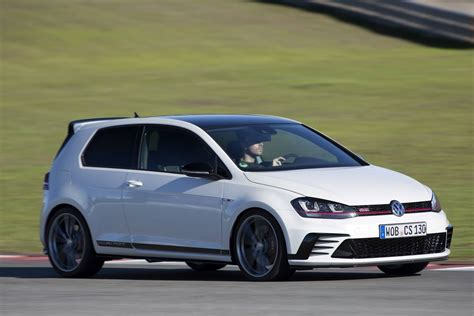 white volkswagen gti 2016 2016 volkswagen golf gti clubsport review gtspirit