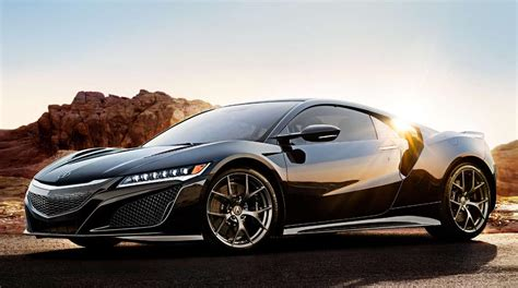 Acura Nsx Release Date by 2019 Acura Nsx Release Date Pictures And News Release