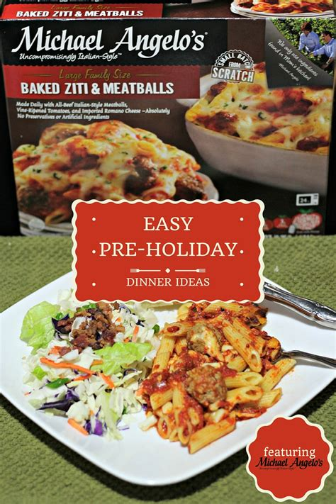 Easy Preholiday Dinner Ideas  Newlywed Survival