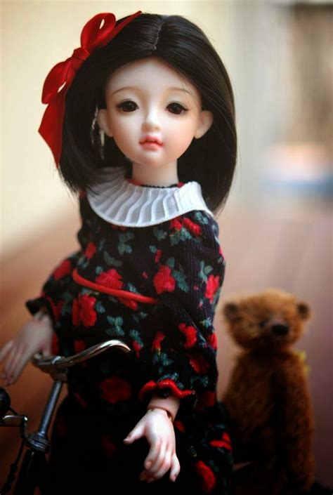 cute doll  facebook profile picture  girls weneedfun
